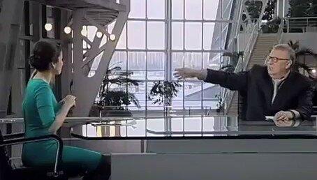 Жириновский о количестве половых актов (видео)