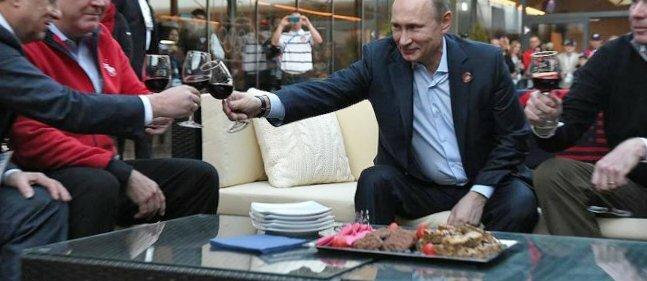 Путин в Австралии