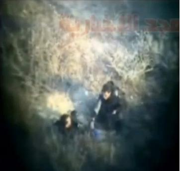 Neutralization of 4 Hamas militants