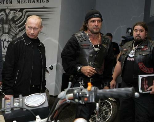 Залдостанов и Путин, фото