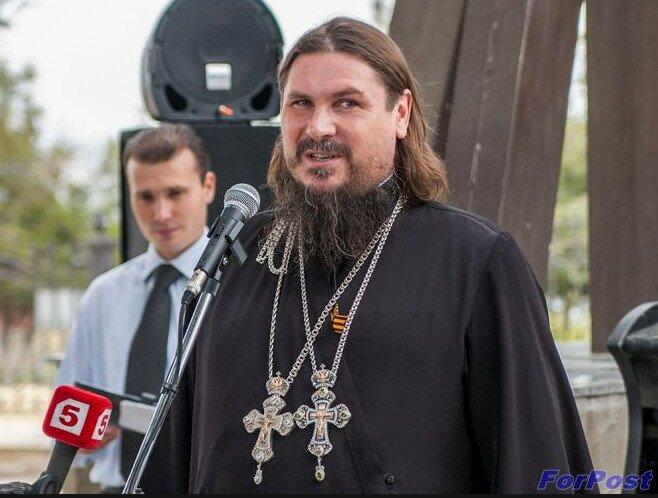 Благочинный Севастопольского округа протоиерей Сергий Халюта