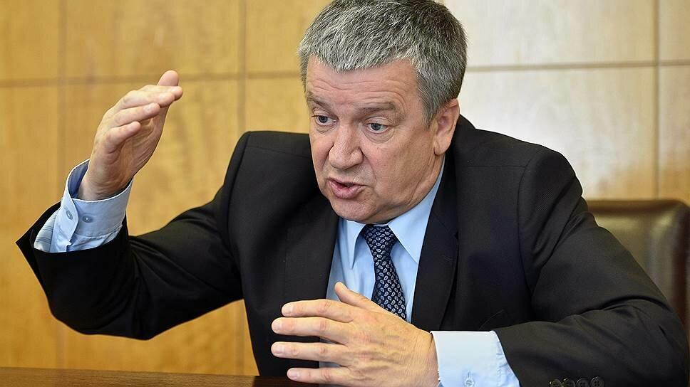 Губернатор Карелии Александр Худилайнен