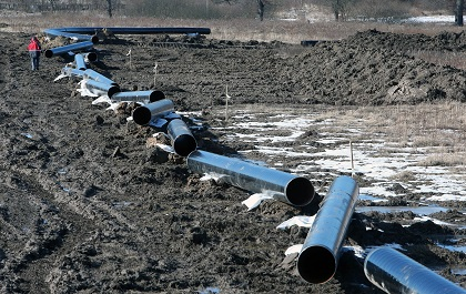 "Глава ""Газпрома"" Алексей Миллер и Владимир Путин (фото lenta.ru)"