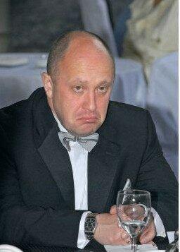 Основатель кейтеринговой компании «Конкорд» Евгений Пригожин