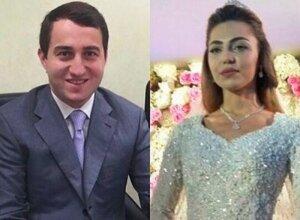 Сын Михаила Гуцериева - Саид Гуцериев и его невеста