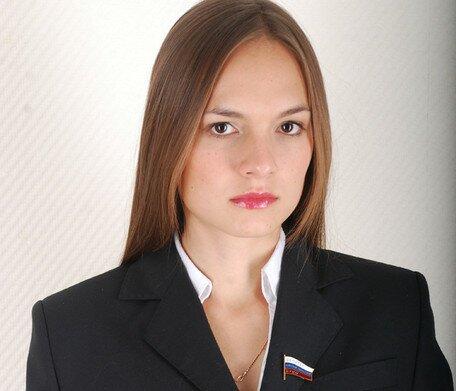 Фото: Ольга Ли, депутат Курской областной думы