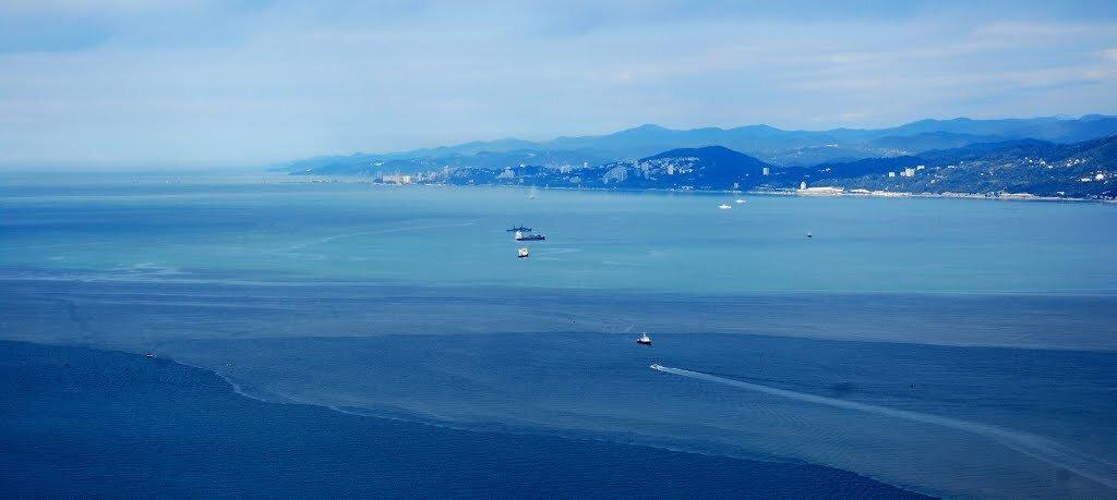 Фото: Сочи, побережье Черного моря