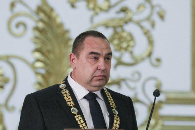 Плотницкий Игорь Венедиктович, глава ЛНР