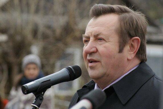 Анатолий Матюшенко, депутат заксобрания Красноярского края