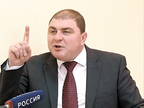 Вадим Потомский, губернатор Орловской области