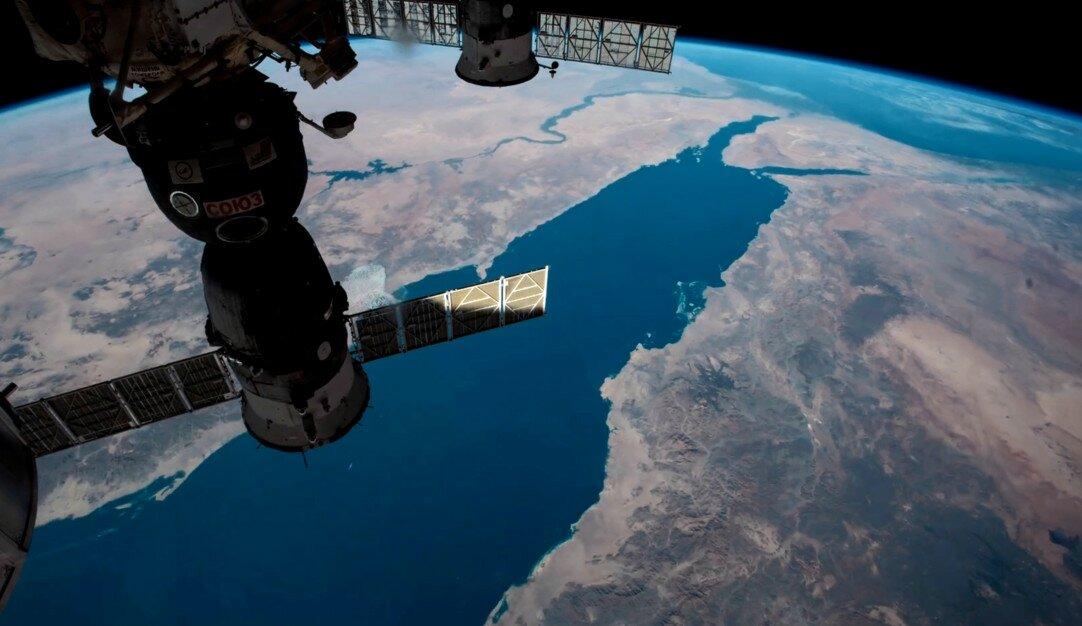 Вид со спутника в реальном времени - фото с онлайн камеры