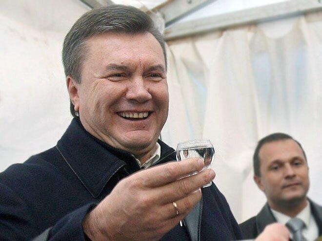 Где сейчас Янукович