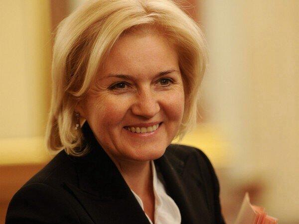 Вице-премьер правительства Ольга Голодец