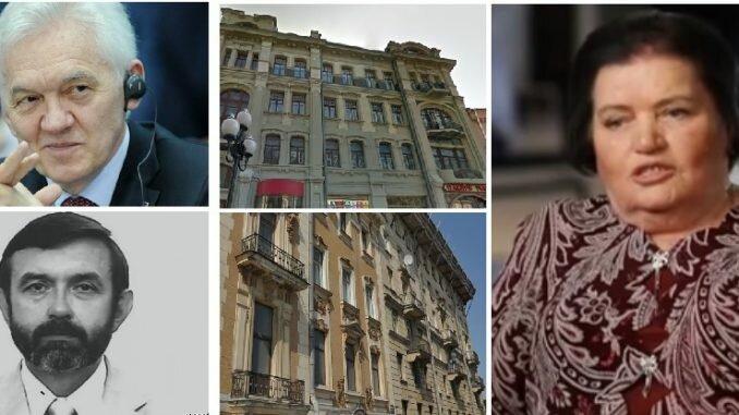 Бабушка Алины Кабаевой получила 3 квартиры от олигархов