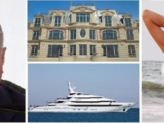 Дом, яхта и зарплата Сечина