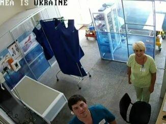 Гимн Украины в Крыму - реакция граждан