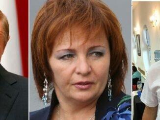 В 2015 году Людмила Путина вышла замуж второй раз