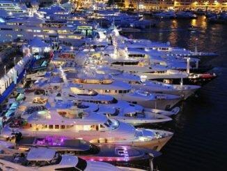 Самые дорогие яхты в мире собрались в Монако