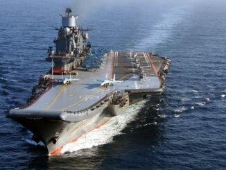 "Где сейчас ""Адмирал Кузнецов"""