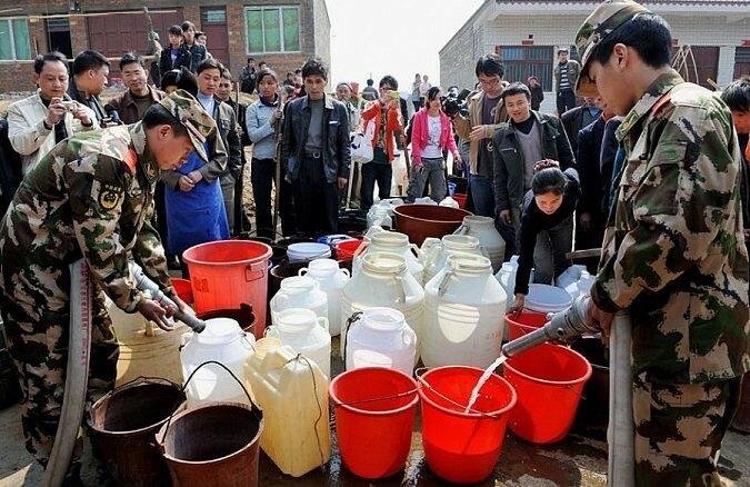 Китайцы заберут воду Байкала